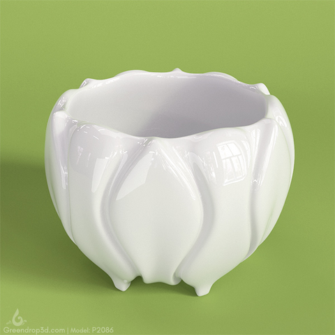 Mini Vase A - greendrop3d