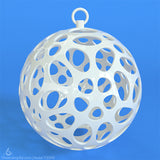 P2040 - Christmas Baubles - greendrop3d