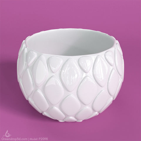 Mini Vase E - greendrop3d