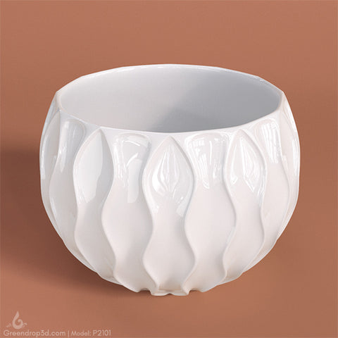 Mini Vase G - greendrop3d