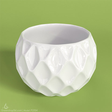 Mini Vase L - greendrop3d