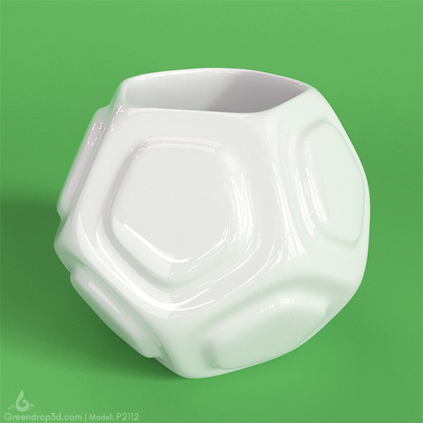 P2112 - Mini Vase I - greendrop3d