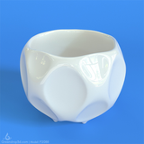 P2088 - Mini Vase C - greendrop3d