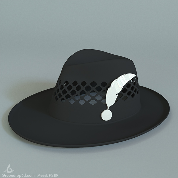 Hat B - Greendrop 3D ltd