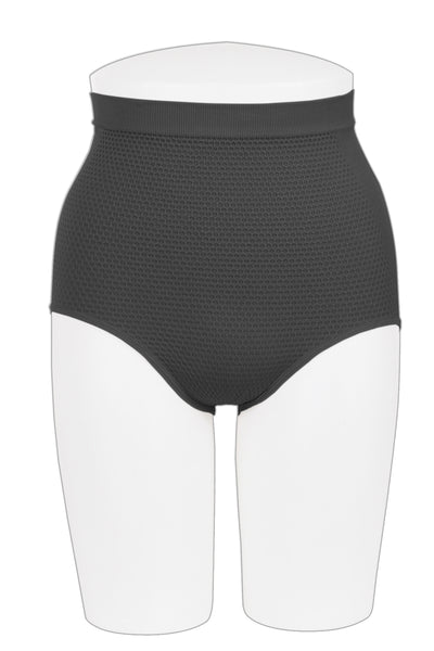 Ladies hi waist control & firm waist seamless brief