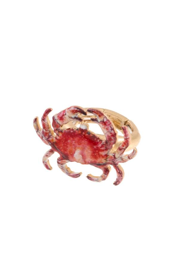 Crab stretch ring