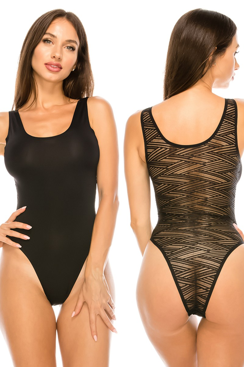 Ladies no show shapewear bodysuit