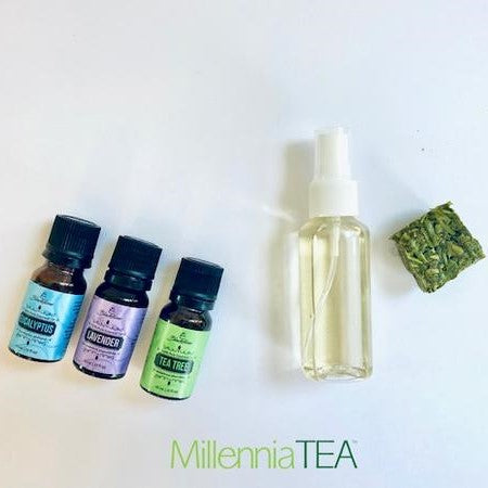 7 DIY GREEN TEA FACE MIST RECIPES FOR A NATURAL GLOW-UP