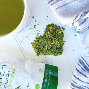 3 Reasons Why You Should Heart Green Tea More