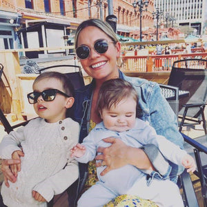 A Chat About Motherhood: Bekah Glass