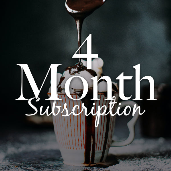 4 Month Subscription
