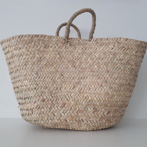 Portuguese palm basket