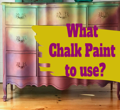 What chalk paint should I use?