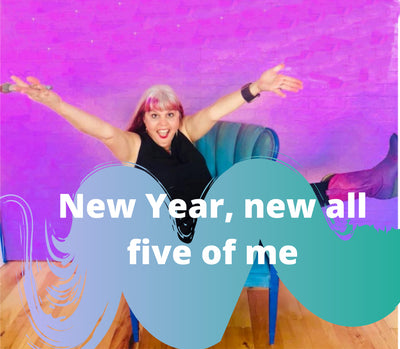 New year, new all five of ME