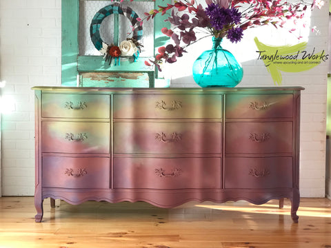 blended beauty Hand Painted Furniture