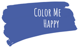 Color Me Happy - Miss Lillian's NO Wax Chock Paint - Tanglewood Works