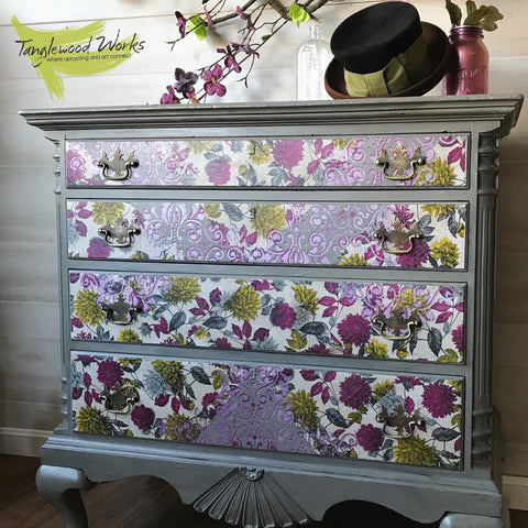 How to decoupage with no wrinkles
