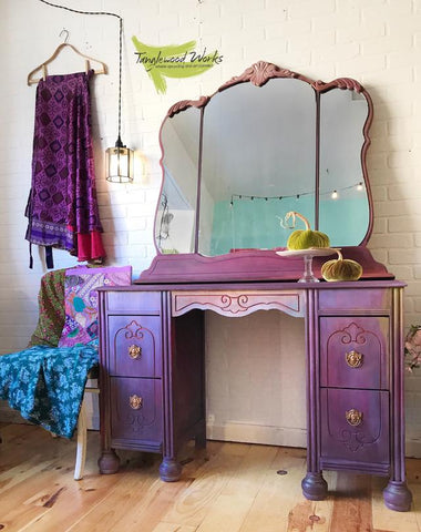 Boho Purple Majesty