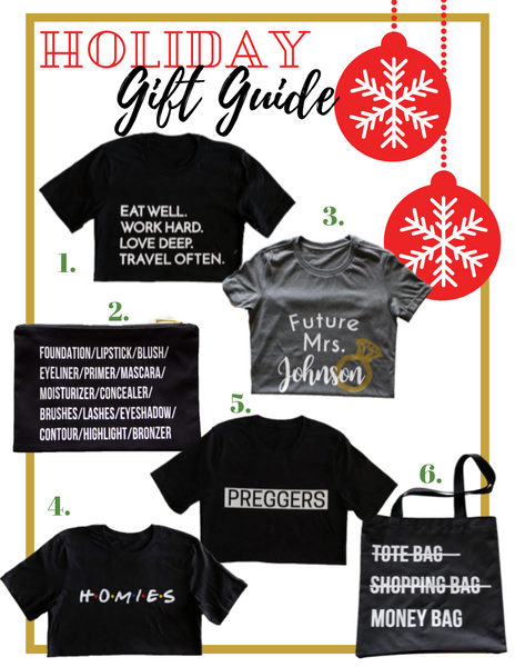 87 Treasures Holiday Gift Guide