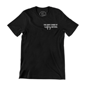Black 87 Treasures Wifey material crew neck shirt