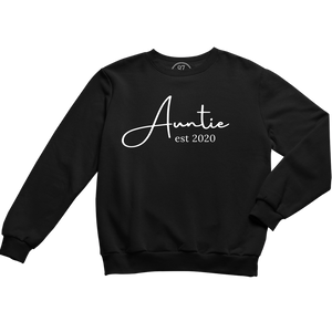 Auntie Sweater