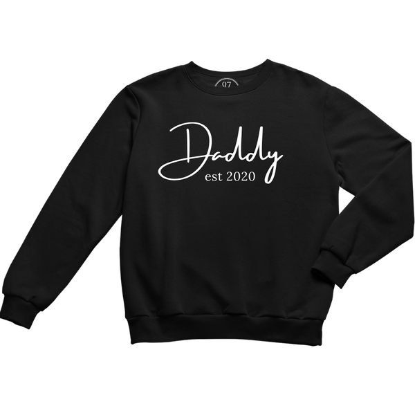 Daddy Sweater