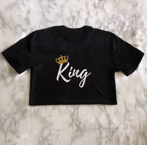 87 Treasures King crew neck t shirt