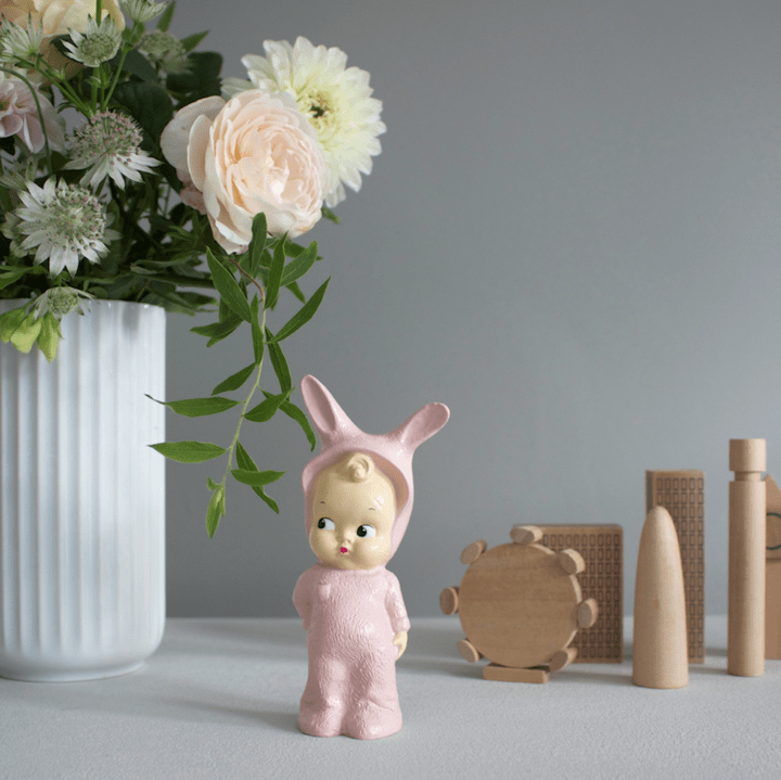 Lapin and Me Little Cloud Loves Mini Rabbit Pink