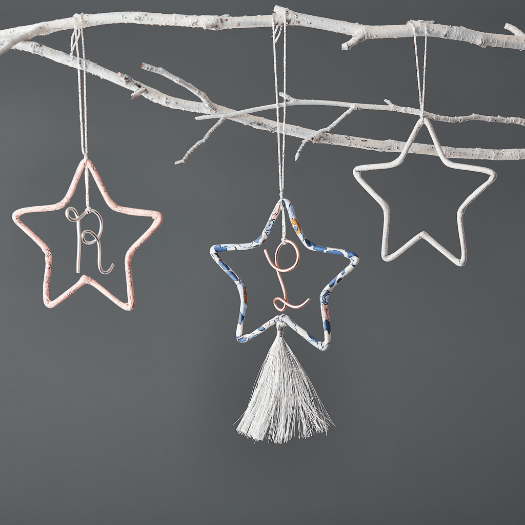 Little Cloud Christmas Star Ornament (more options available)
