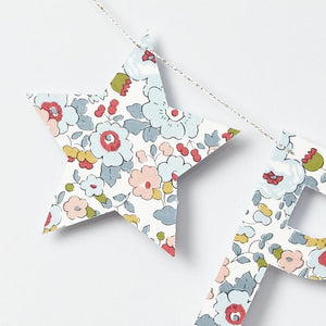 Little Cloud Garland Liberty Betsy Grey Liberty Garland