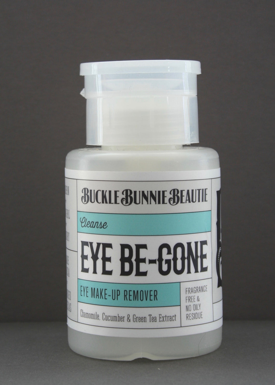 EYE BE-GONE Eye Make-up Remover