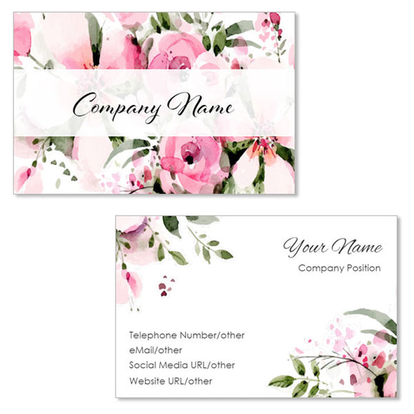 Business Cards (BC112-DS)