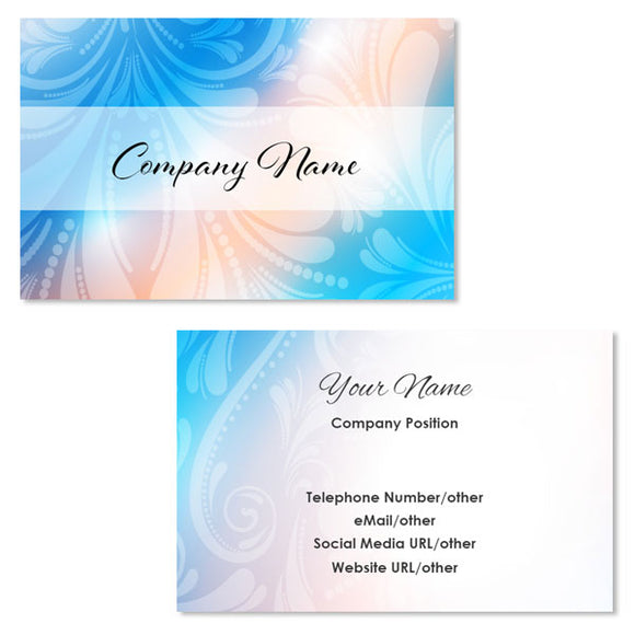 Business Cards (BC113-DS)