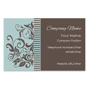 Business Cards (BC60a-SS)