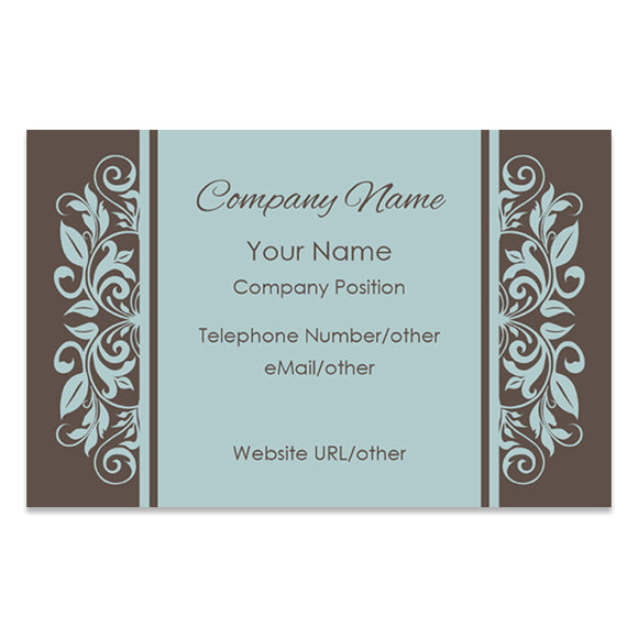 Business Cards (BC62a-SS)