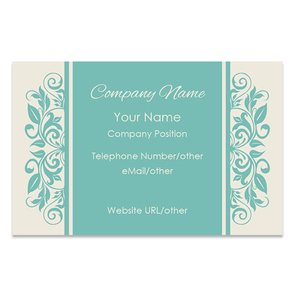 Business Cards (BC62d-SS)