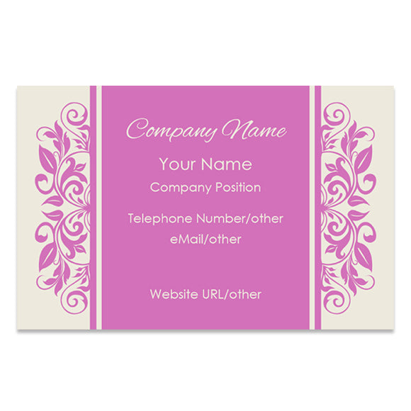 Business Cards (BC62e-SS)