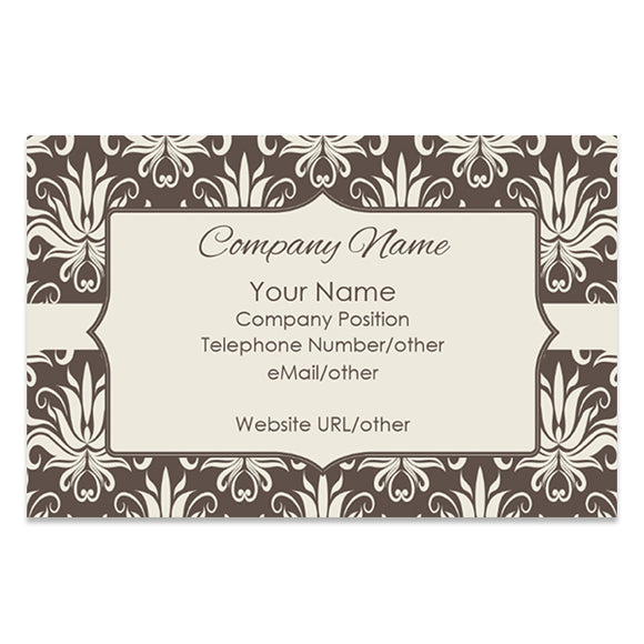 Business Cards (BC63c-SS)