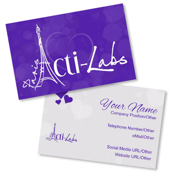 Business Cards (AL2)