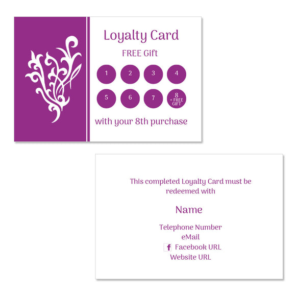 Loyalty Cards (KP-LC-1)