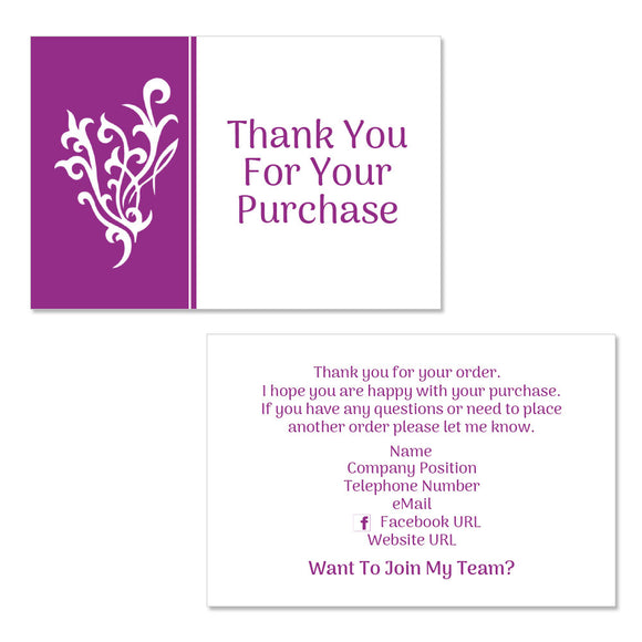 Thank You Cards (KP-TY-1)