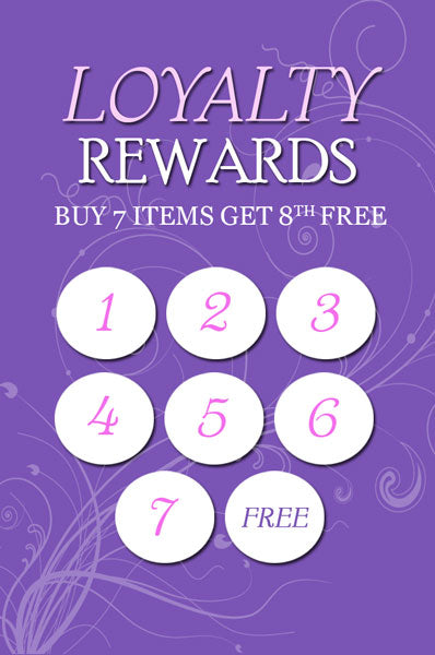 Loyalty Cards (Purple)