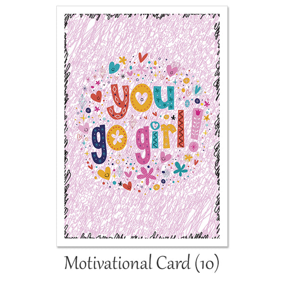 Motivational Card (10)