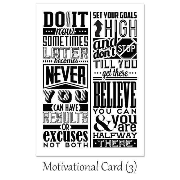 Motivational Card (3)