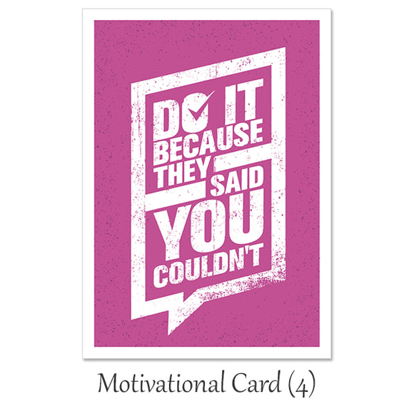 Motivational Card (4)