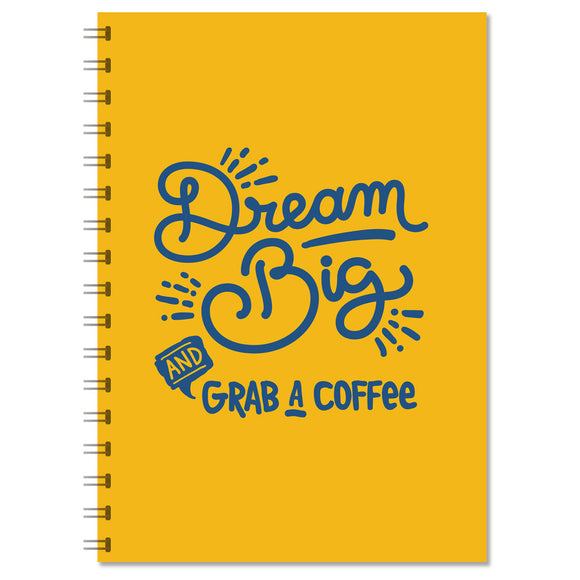 Motivational Notebook -