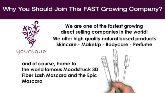 YOUNIQUE PROMOTIONAL RECRUITMENT VIDEO
