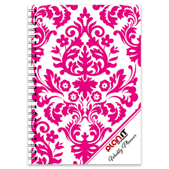 Planner - Weekly Appointment (Pink)