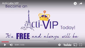 ACTI-VIP PROMOTIONAL VIDEO
