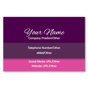 Business Cards (BC106-SS)